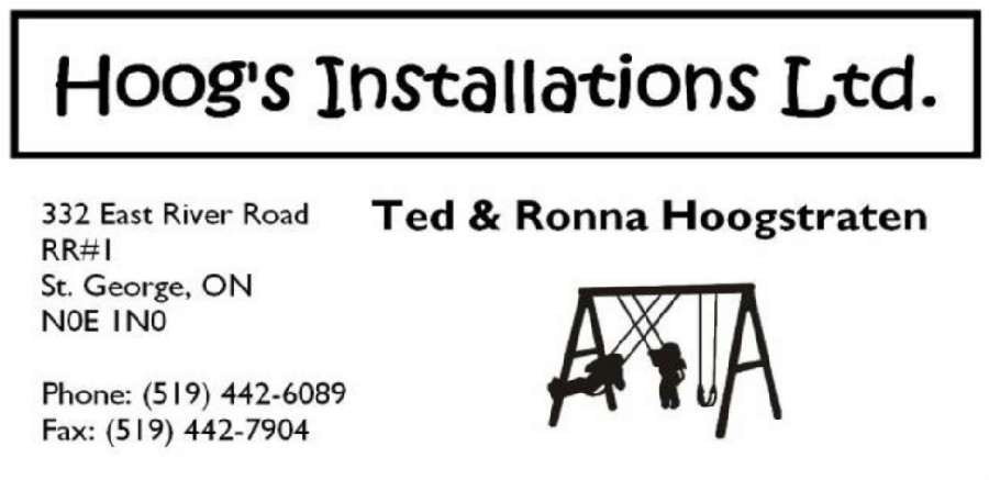 Hoog's Installations Ltd